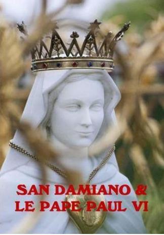 San Damiano et le Pape Paul VI